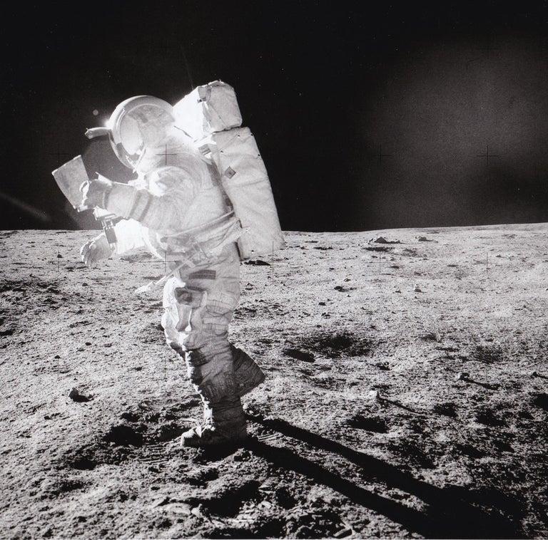 (American, 1923-1998) Alan Shepard's