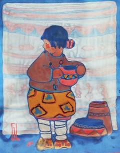 Little Native Girl