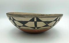Historic San Ildefonso Pueblo Pottery