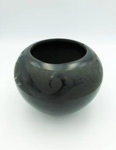 Juan Tafoya San Ildefonso Native American Pottery
