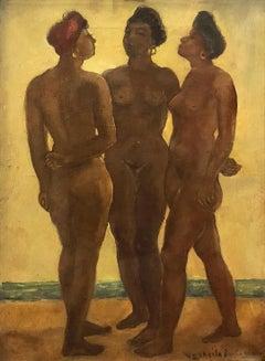 American Modern Paintings