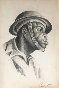Portrait of a Negro Soldier