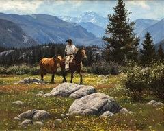 Oil Figurative Paintings
