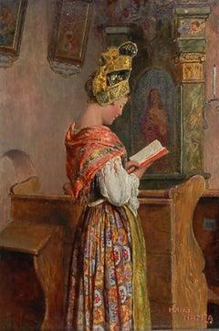 A Reading Beauty