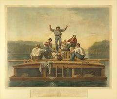 The Jolly Flatboatmen