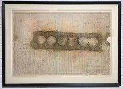 """Contemporary Print """"Vocation/Avocation #1"""""""