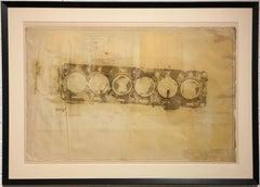 """Contemporary Print """"Vocation/Avocation #2"""""""