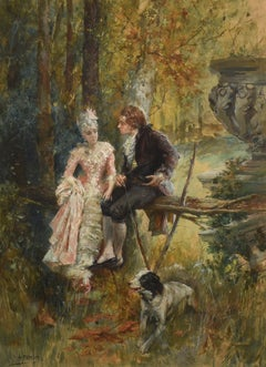 Fall Courtship