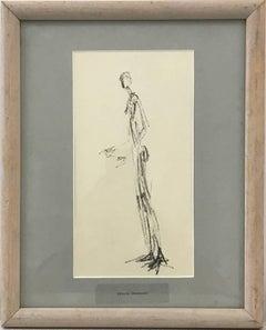 Untitled: Figure Sketch