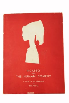 Picasso and the Human Comedy.  A Suite of 180 Drawings by Picasso. (Verve 29-30)