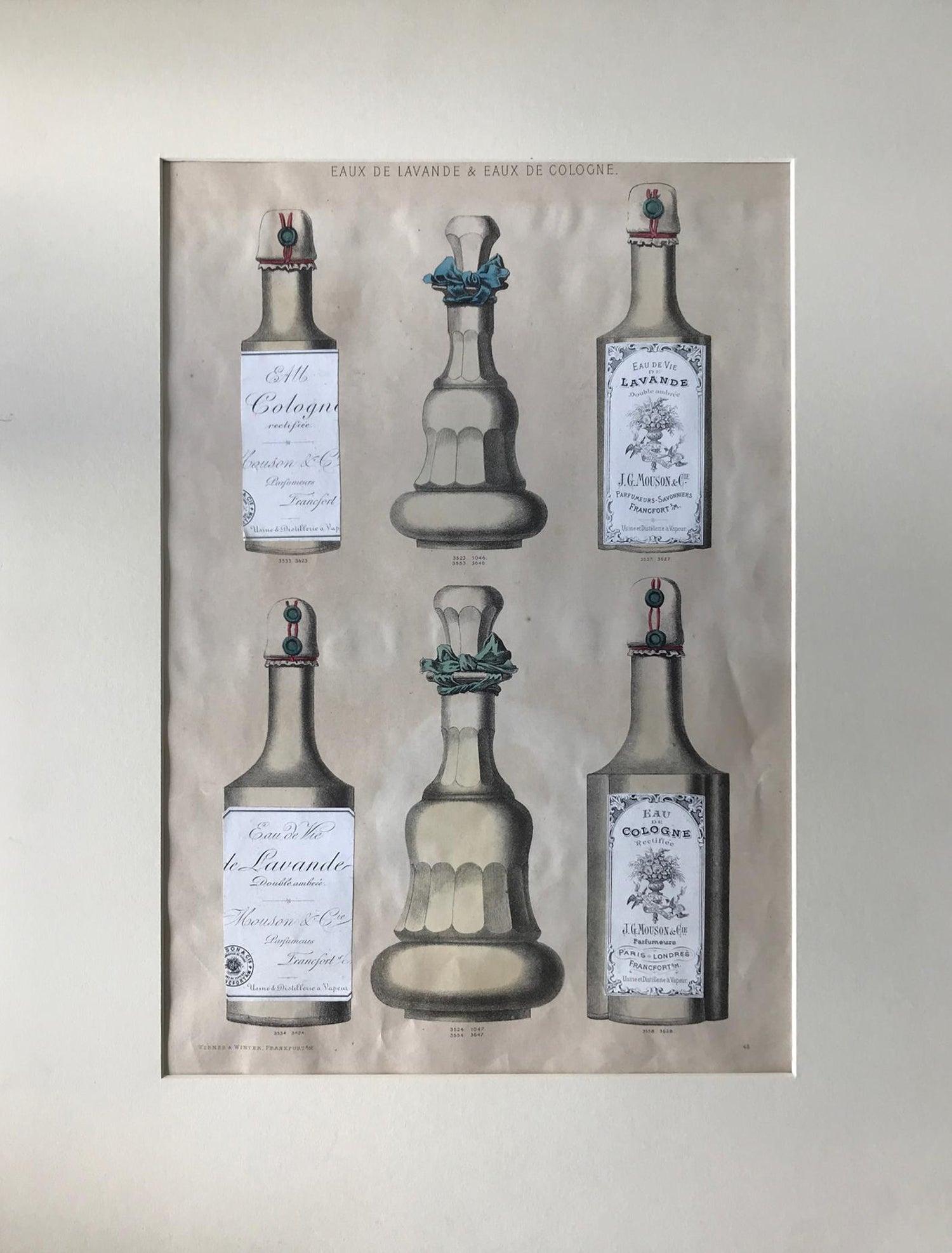Vertu De La Lavande eau de lavande & eaux de cologne (edition #48)
