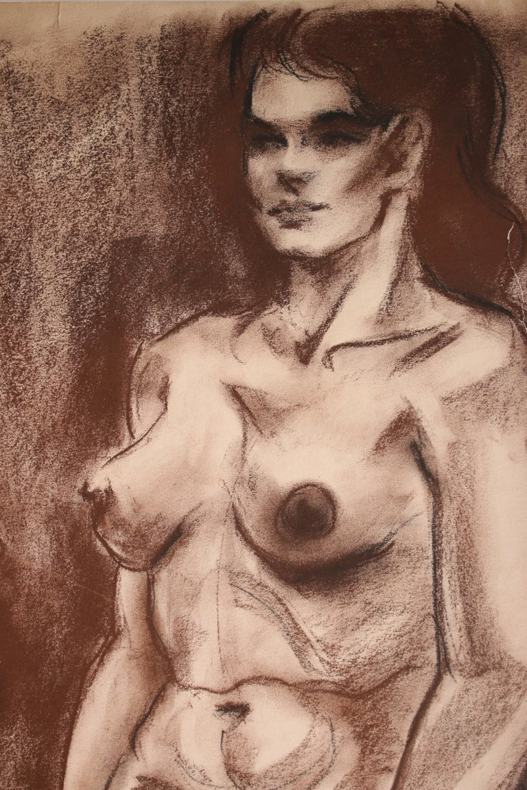 Untitled: Three Nude Females - Art by Unknown