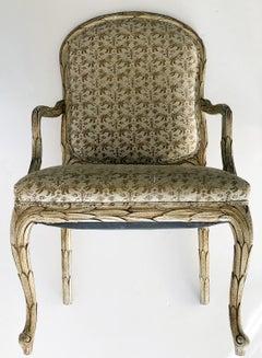David Barrett Dining room chairs - set of eight