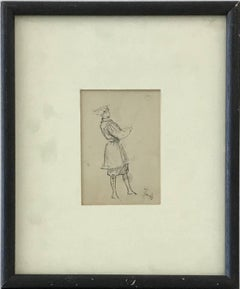 Untitled (Woman In Dress)