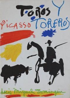 Toros y Toreros (first edition)