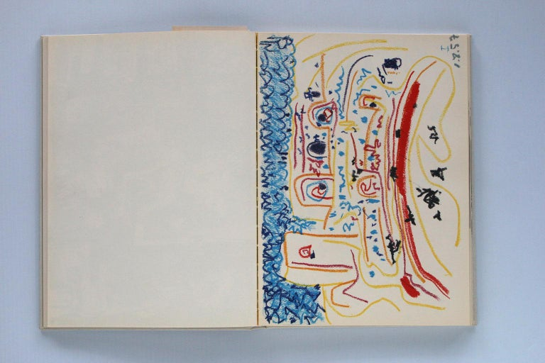 (after) Pablo Picasso - Toros y Toreros (first edition