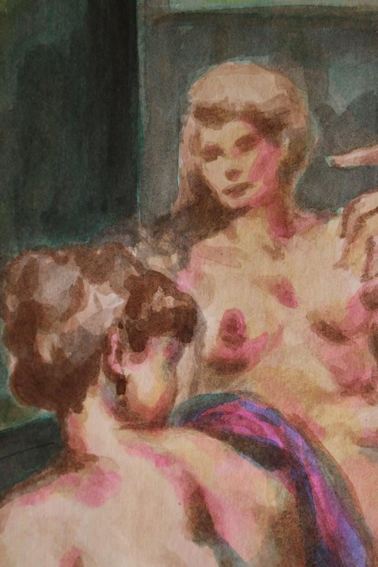 Untitled: Women in Bath For Sale 3