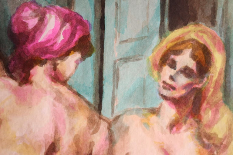 Untitled: Women in Bath For Sale 1