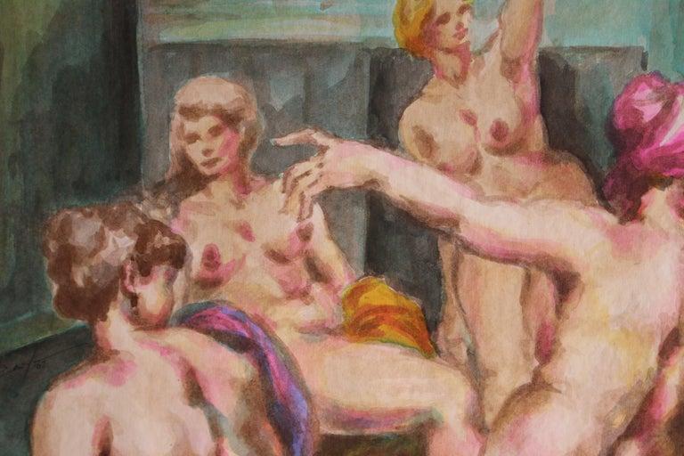 Untitled: Women in Bath For Sale 4