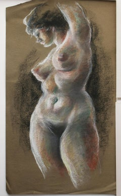 Untitled: Standing Nude