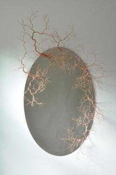 Copper Mirror//Sculpture