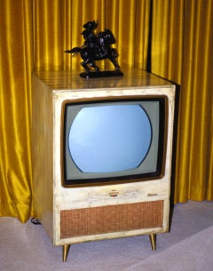 Elvis's Music Room TV