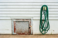 Door with Hose