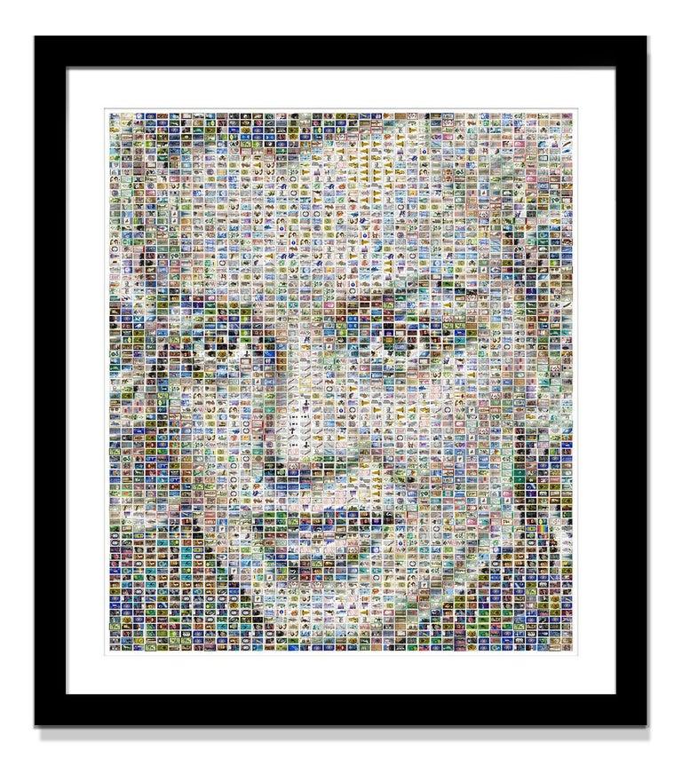 Marylin Monroe - Unique piece - Mixed Media Art by Daniel Voelker
