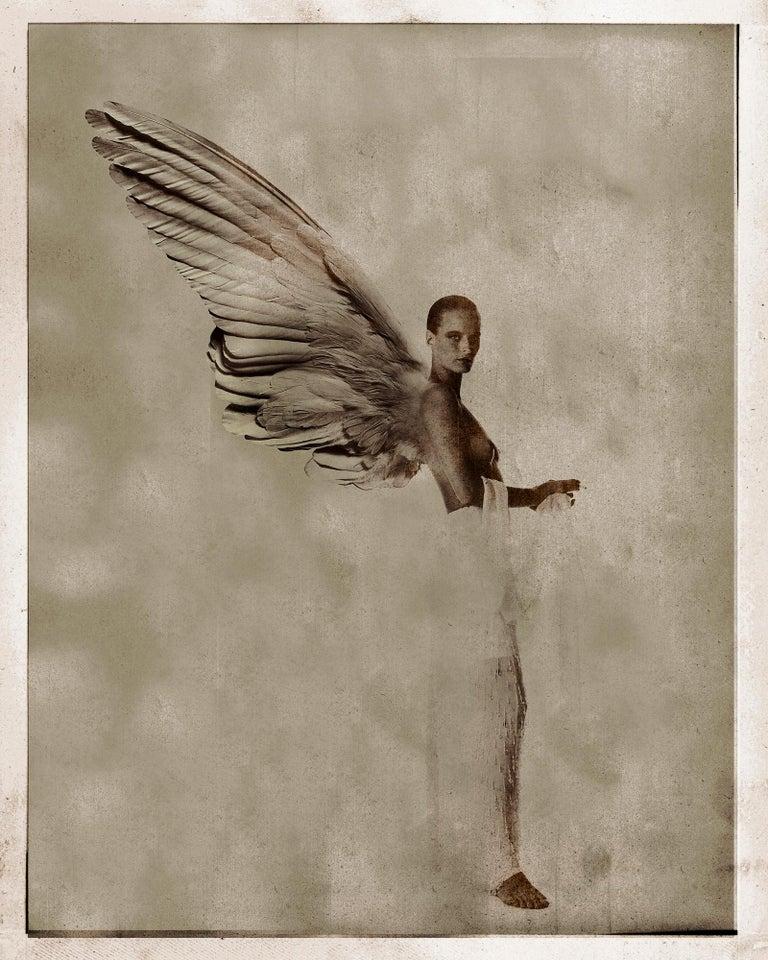 Giovanni Gastel - Untitled Angel 14 For Sale at 1stDibs