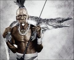 Biwa (44), Kara, Ethiopia, Silver Gelatine, Photography, Contemporary