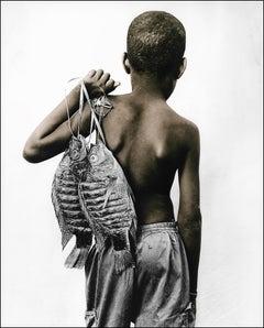 Minhphu, Turkana, Kenya, Silver Gelatine, Photography, Contemporary