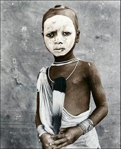 Olekibo, Suri, Ethiopia, Silver Gelatine, Photography, Contemporary