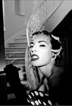 Decadent Angel Paris 1996, Black and white Photography, 21st Century
