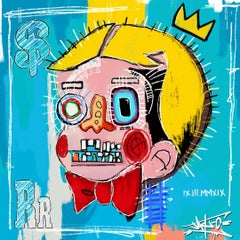 King Richie, Street Art, Pop Art,