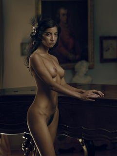 Brahms Muse, Nude, woman, contemporary