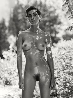 Here comes the sun, Nude, woman, contemporary photography