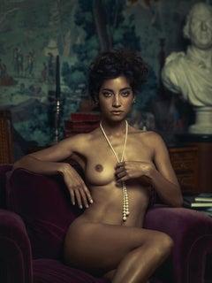 La Comtesse, Nude, woman, contemporary photography