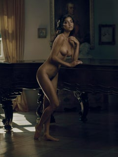 Like a Painting, Nude, woman, contemporary photography