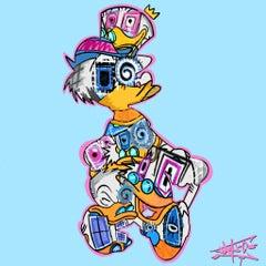 Opus Magnus, Street Art, Pop Art, Scrooge McDuck