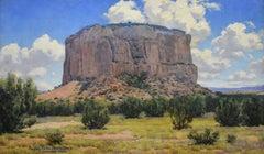 """""""Enchanted Mesa""""  New Mexio Subject by El Paso Texas Artist"""
