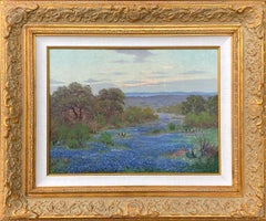 """""""Bluebonnets""""  Texas Hill Country"""