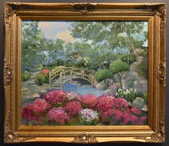"""""""The Garden Bridge"""" Unsigned from her estate"""