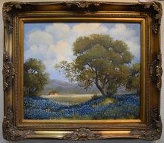 """Bluebonnet"" Texas Hill Country"