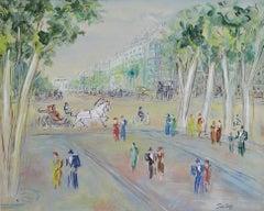 Rond Point de Champs Élysées