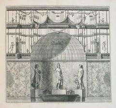 Presse Ludivico Mirri Mercante d'Quadri incontro al Palazzo Bernini a Roma No.8