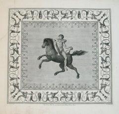 Presse Ludovico Mirri Mercante d'Quadri incontro al Palazzo Bernini a Roma No.46