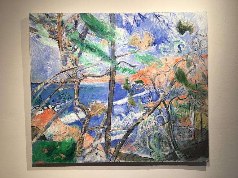 Neil Brooks Landscape Painting