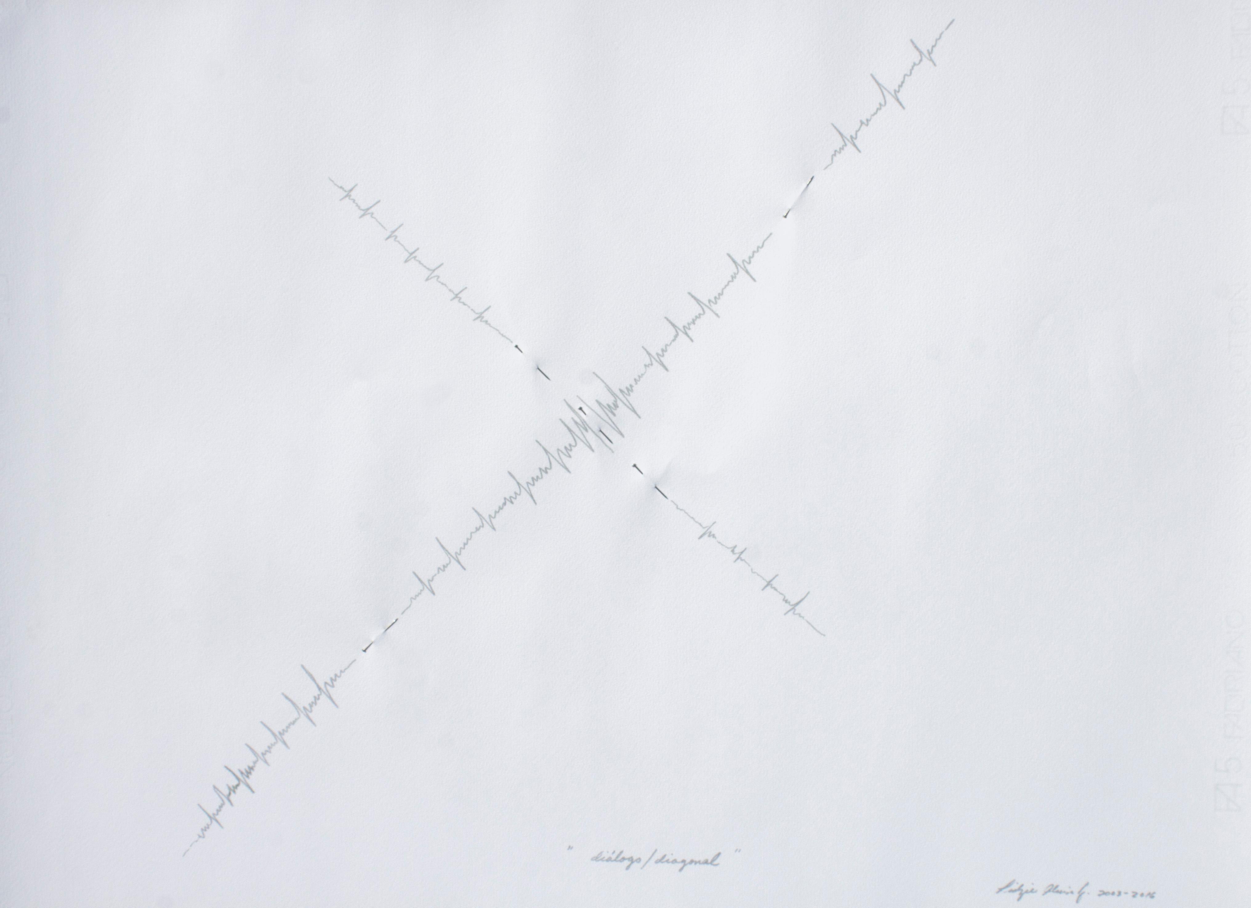 Dialogo / diagonal