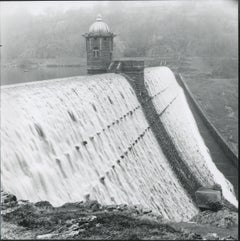 Rosemary Ellis Dam III Gelatin Silver Photograph Proof Print for Bodley Head