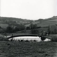 Rosemary Ellis Pool II Gelatin Silver Photograph Print proof for book